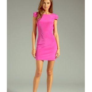 NWT Tibi open back 100% silk dress!